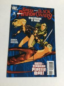 Green Arrow And Black Canary 9 Nm Near Mint DC Comics