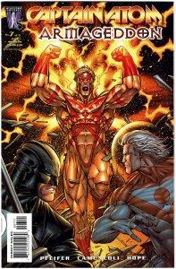 Captain Atom: Armageddon #7   Wildstorm  NM