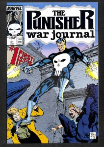 The Punisher War Journal #1 (1988)