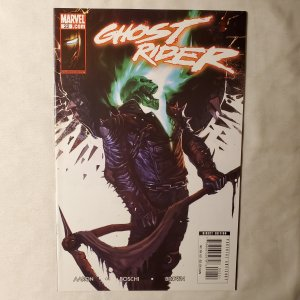 Ghost Rider 22 Near Mint Variant Cover by Marki Djurdjevic