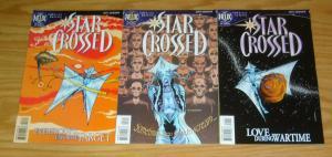 Star Crossed #1-3 VF/NM complete series - dc comics - matt howarth - helix 2 set