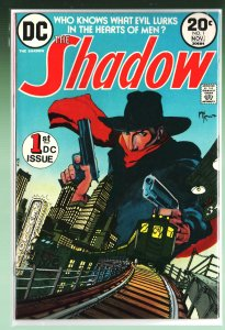 The Shadow #1 (1973)