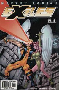 Exiles (Marvel) #4 VF/NM; Marvel | save on shipping - details inside