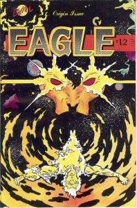 EAGLE #12, VF/NM, Crystal, 1986 1987
