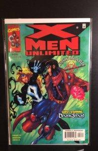 X-Men Unlimited #28 (2000)