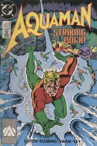 Aquaman (1989 series) #2, NM- (Stock photo)