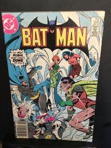 Batman #375 (1984) high-grade Mr. Freeze key! FN/VF Wow