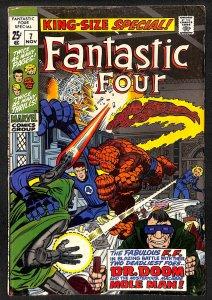 Fantastic Four Annual #7 (1969)
