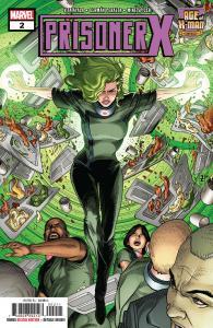 Age Of X-Man Prisoner X #2 (Marvel, 2019) NM