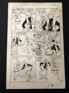 Mad About Mille #16 Page 3 Original Comic Book Art