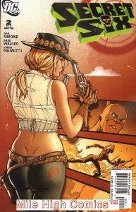 SECRET SIX (2006 Series)  (DC) #2 Near Mint Comics Book