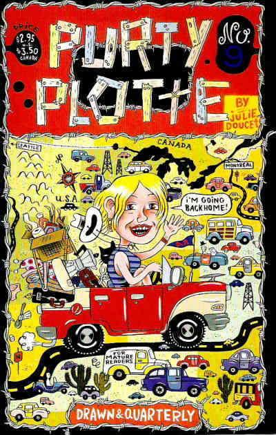 Dirty Plotte #9 FN; Drawn and Quarterly | save on shipping - details inside