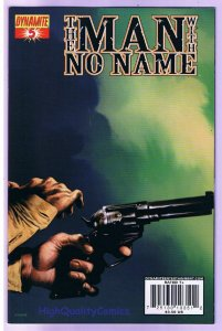 MAN with NO NAME #5, VF/NM, Clint Eastwood, Good Bad Ugly, 2008, more in store