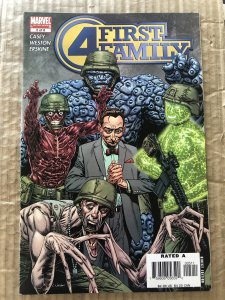 Fantastic Four: First Family #5 (2006)