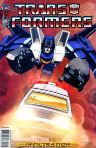 Transformers, The: Infiltration #2B FN; IDW | save on shipping - details inside