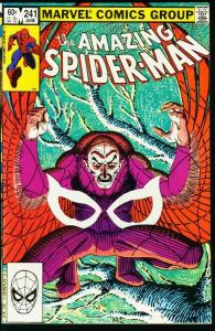 AMAZING SPIDER-MAN #241-1983-MARVEL-very fine VF
