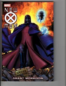 New X-Men Marvel Book 3 Graphic Novel TPB SC 1st Print Grant Morrison J139
