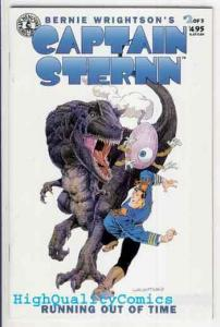 CAPTAIN STERN #2, NM, Bernie Wrightson,1993, Heavy Metal, more BW in store