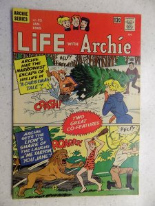 LIFE WITH ARCHIE # 33 ARCHIE JUGHEAD VERONICA BETTY RIVERDALE