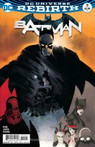 Batman (3rd Series) #11A VF/NM; DC | save on shipping - details inside