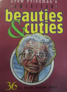 Beauties and Cuties by Drew Friedman Wholesale Lot (x3) All Factory Sealed NIB
