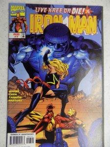 INVINCIBLE IRON MAN V3 # 7