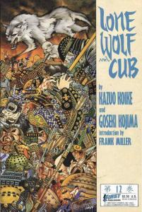 Lone Wolf and Cub #12 FN; First | save on shipping - details inside