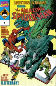 Adventures In Reading Starring the Amazing Spider-Man (Vol. 1) #1 VF/NM; Marvel