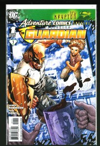 Adventure Comics Special Featuring: The Guardian #1 (2009)