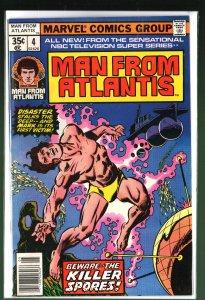 Man from Atlantis #4 (1978)