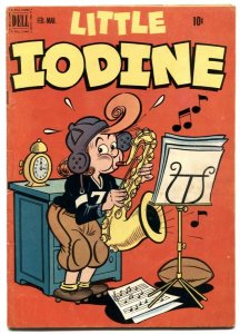 Little Iodine #10 1952- Dell Golden Age-  VG