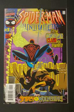 Spider-Man Unlimited #5 April 2000