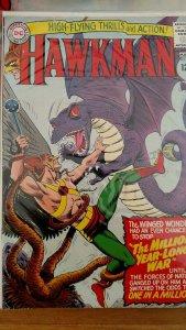 Hawkman #12 (Mar-66) FN- Mid-Grade