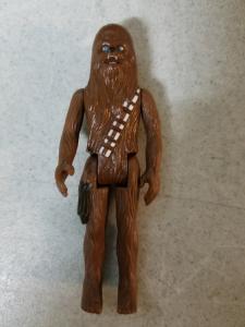 Chewbacca W/GUN Kenner Action Figure Star Wars 1977 Empire Jedi Solo TWT1