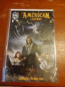 American Legends #3 (2014)