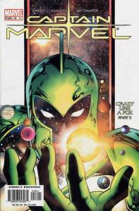 Captain Marvel (6th Series) #16 FN; Marvel   save on shipping - details inside