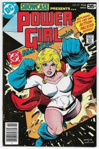 Showcase #97 Origin Of Power Girl (DC, 1978)