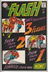 Flash, The #173 (Sep-67) NM- High-Grade Flash