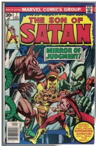 SON OF SATAN 7 FN Dec. 1976
