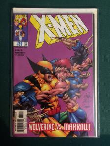 X-Men #72 Wolverine vs Marrow