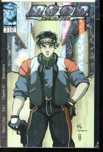 Neon Cyber #3 (1999)