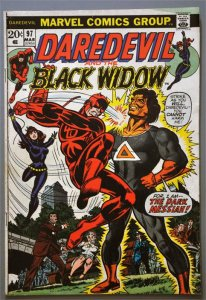 Daredevil and the Black Widow #97 F/Better