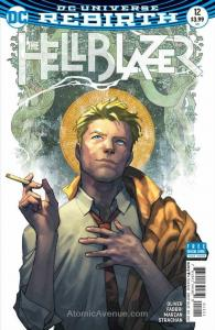 Hellblazer, The (2nd Series) #12A VF/NM; DC | save on shipping - details inside