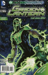 Green Lantern (5th Series) #16 (combo pack) VF; DC | save on shipping - details