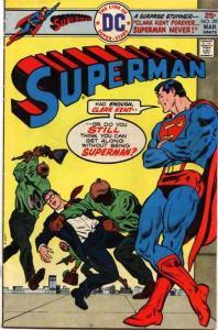 Superman (1939 series) #297, VF+ (Stock photo)