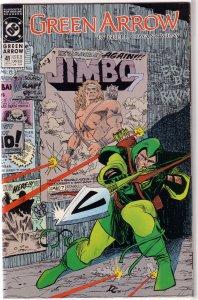 Green Arrow (vol. 2, 1987) # 41 FN Grell/Cowan