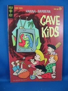 THE FLINTSTONES  CAVE KIDS 2 Fine+ 1963