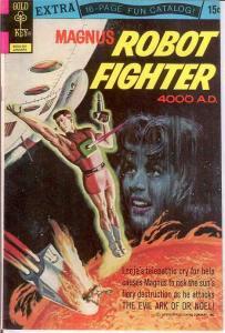 MAGNUS 34 F-VF  1972 COMICS BOOK