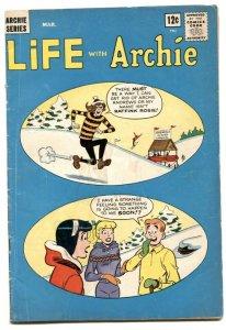 Life With Archie #26 1964-Betty & Veronica- Ratfink Rosie VG