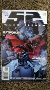 52 #11 (2006) NM (First full appearance of Kate Kane)